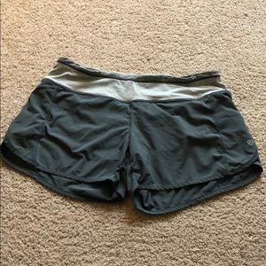 Lululemon Exercise Shorts
